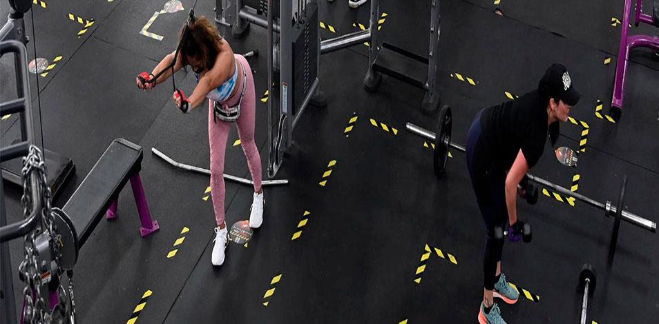 En 2020, los gimnasios proyectan ingresos del 63% respecto al total del año anterior, según ClubIntel
