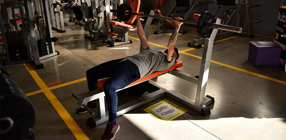 En Paraguay, tras cumplir 4 meses reabiertos, los gimnasios tienen una concurrencia del 50% al 60% de su base de usuarios