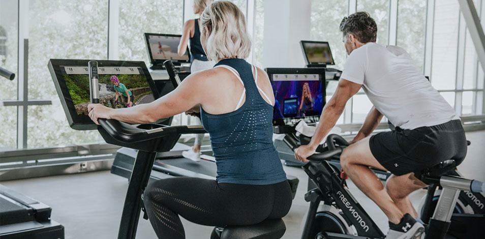 Freemotion presenta su nueva línea de equipamiento cardiovascular