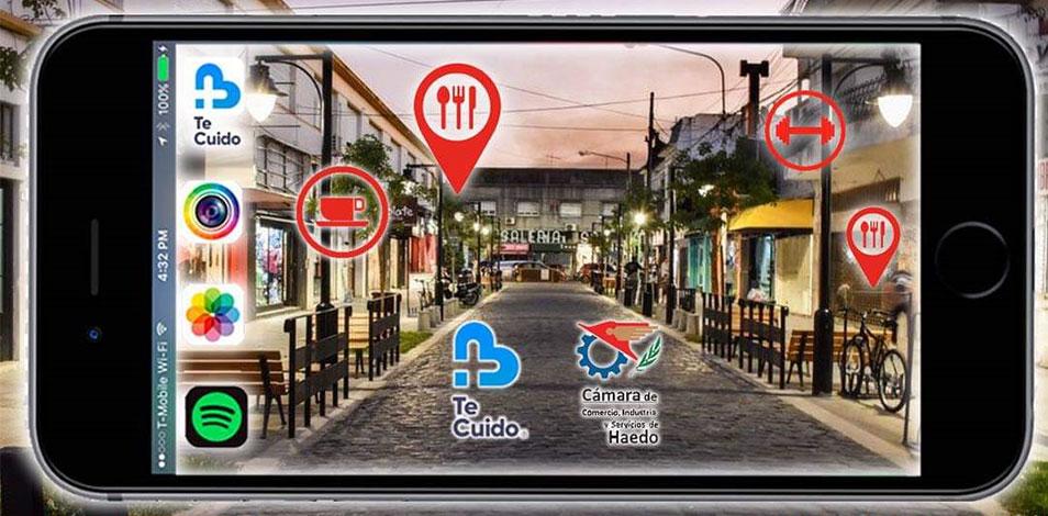 Lanzan Te Cuido, una aplicación que permite a sus usuarios conocer en tiempo real la cantidad de personas que hay en un comercio