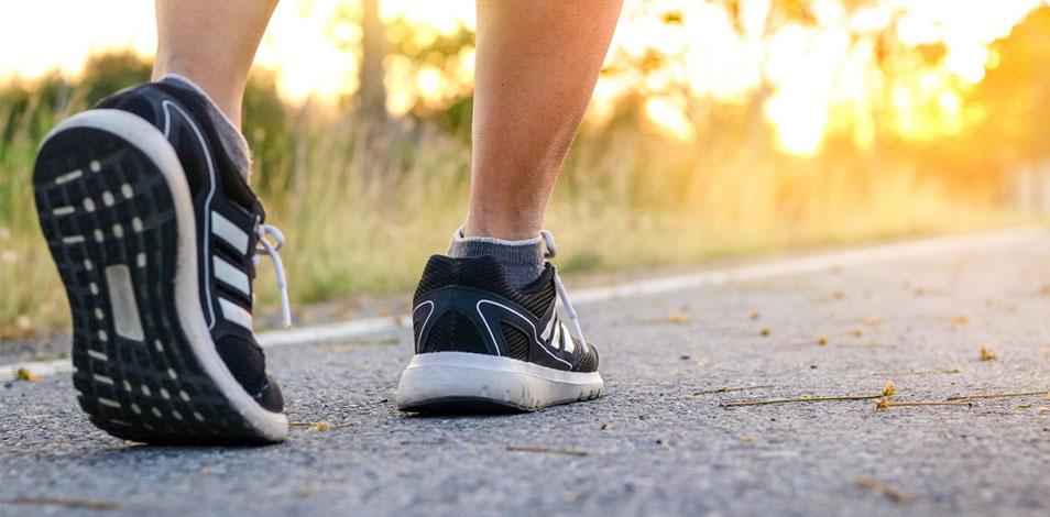 """Presentan """"7000 pasos"""", una iniciativa online que ayuda a la gente a crear el hábito de mantenerse activa"""