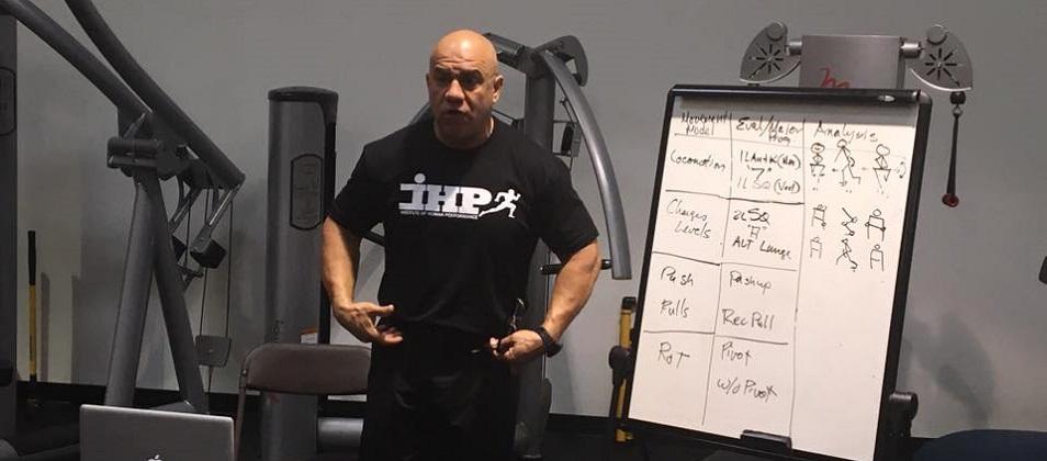 Certificación Fitness Instructor – Curso 1, de IHP, con Juan Carlos Santana, Modalidad Online vía Zoom