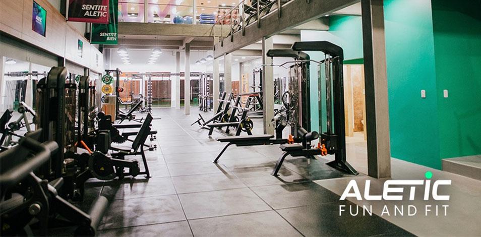 Aún cerrado, el gimnasio Aletic –de Formosa- sigue ofreciendo planes personalizados de entrenamiento a sus clientes