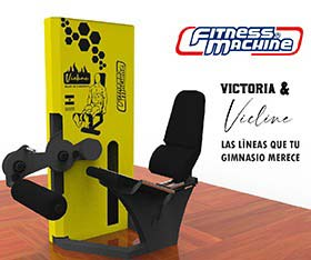 Fitness Machine – Linea Victoria & Vicline