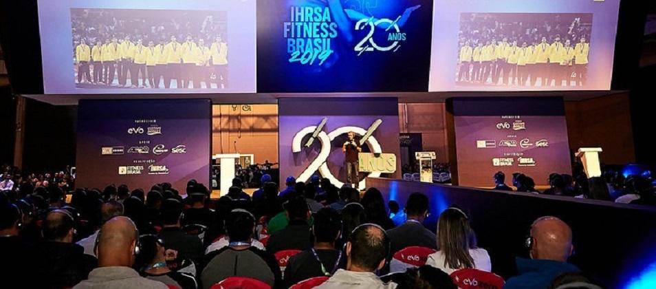 IHRSA Fitness Brasil 2020, Edición Especial Virtual