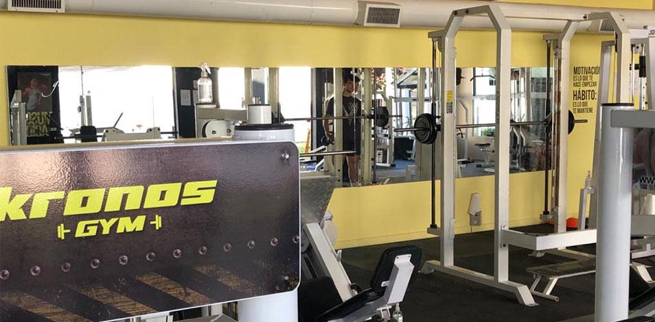 Kronos Gym abrió sus puertas en General Lamadrid