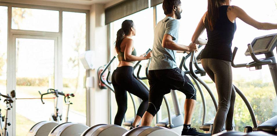 La capacidad máxima de ejercicio está inversamente relacionada con la hospitalización por COVID-19, según un estudio estadounidense