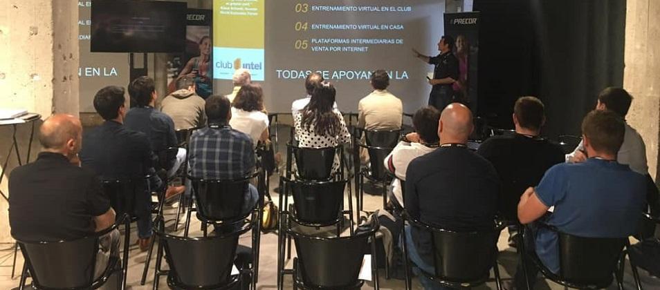 """Panel + Debate: """"Futuros modelos de negocio en el Fitness"""", de FMS, con Pablo Viñaspre, Modalidad Online"""