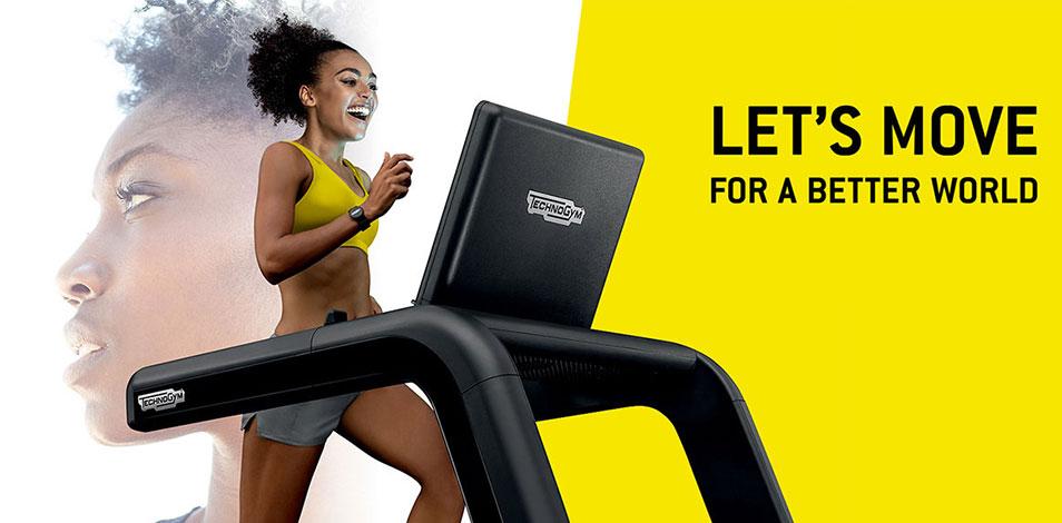 """Technogym presenta """"Let's Move For a Better World"""", una campaña mundial para fomentar la actividad física"""