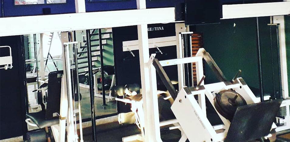 El gimnasio Equilibrio de General Villegas renovó su local en cuarentena