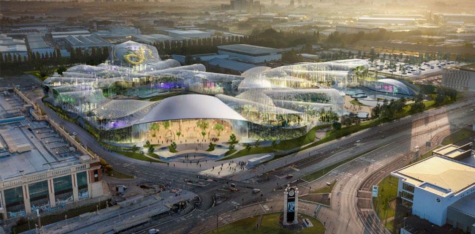 En 2023 abrirá sus puertas en Manchester el centro de wellness urbano más grande del mundo