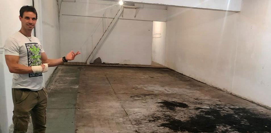 En febrero de 2021 se abrirá un centro de entrenamiento personalizado al sur de Montevideo, en Uruguay