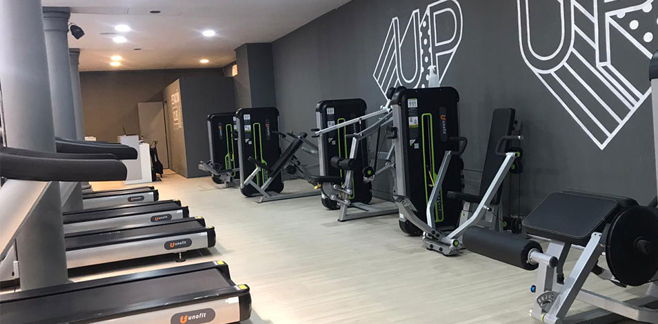 Estación Club de Rosario puso en marcha su cuarto gimnasio