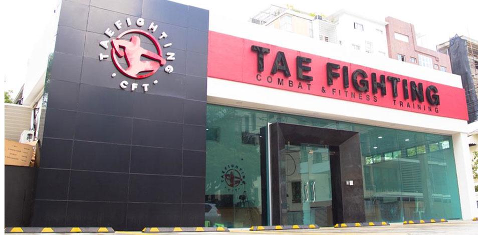 Finalmente logró abrir sus puertas el gimnasio Tae Fighting CFT en República Dominicana