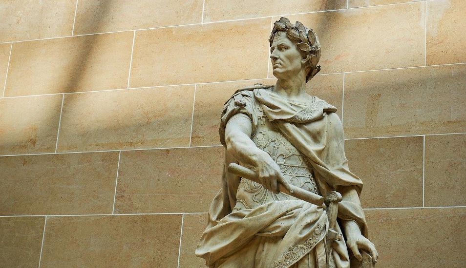 Qué te diría Julio César: 10 consejos sobre estrategia empresarial