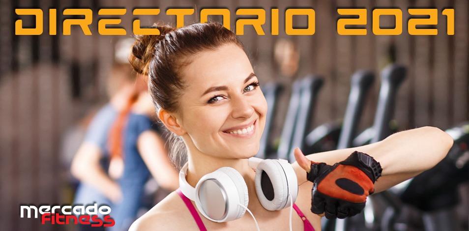 Mercado Fitness publicó su Directorio 2021 de proveedores de gimnasios