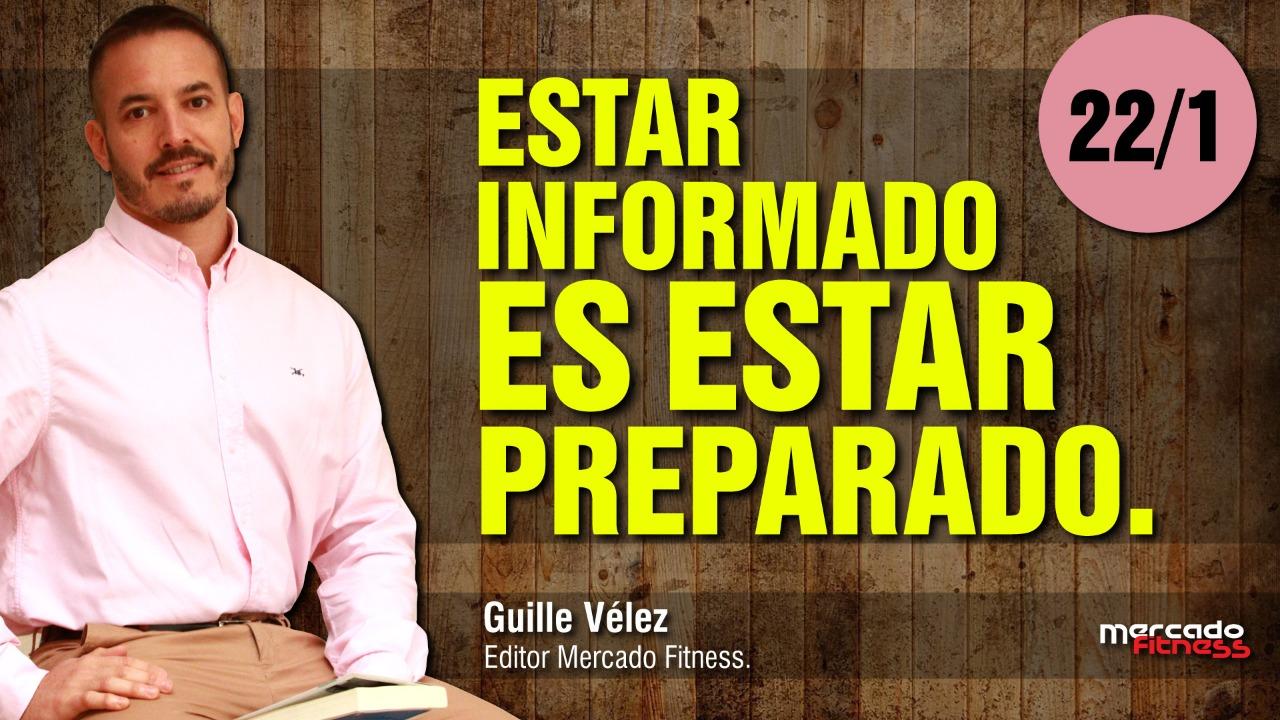 RESUMEN SEMANAL DE NOTICIAS DE MERCADO FITNESS   22 de enero