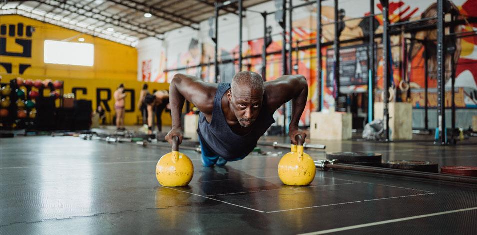Hacer ejercicio es uno de las principales propósitos de año nuevo para los estadounidenses y los británicos