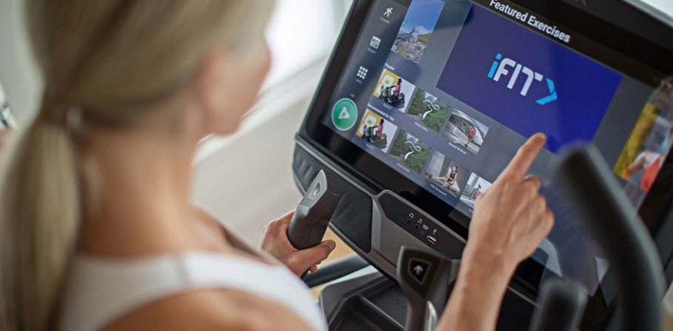 Matrix Fitness se asoció con iFit, la división de tecnología interactiva de ICON Health & Fitness