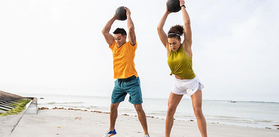 La actividad física vigorosa está vinculada a un menor riesgo de mortalidad, según un estudio.