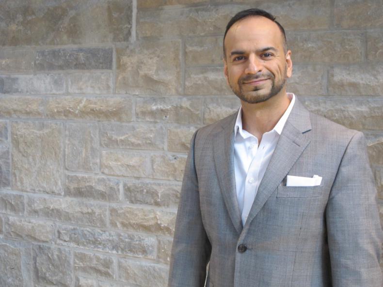 """""""Los gimnasios deben mantenerse abiertos para proteger la salud de las personas"""", dice el Dr. Amer Johri."""