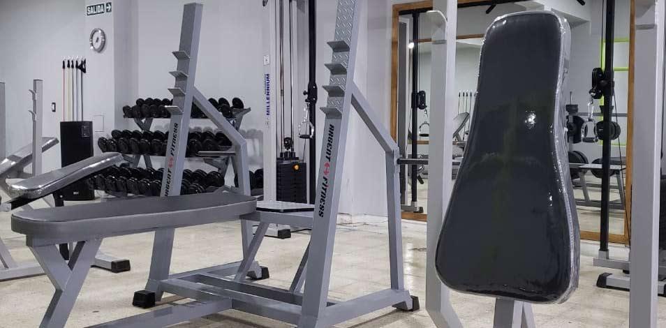 Hoy abre sus puertas el gimnasio Rebel en Río Gallegos, en Santa Cruz