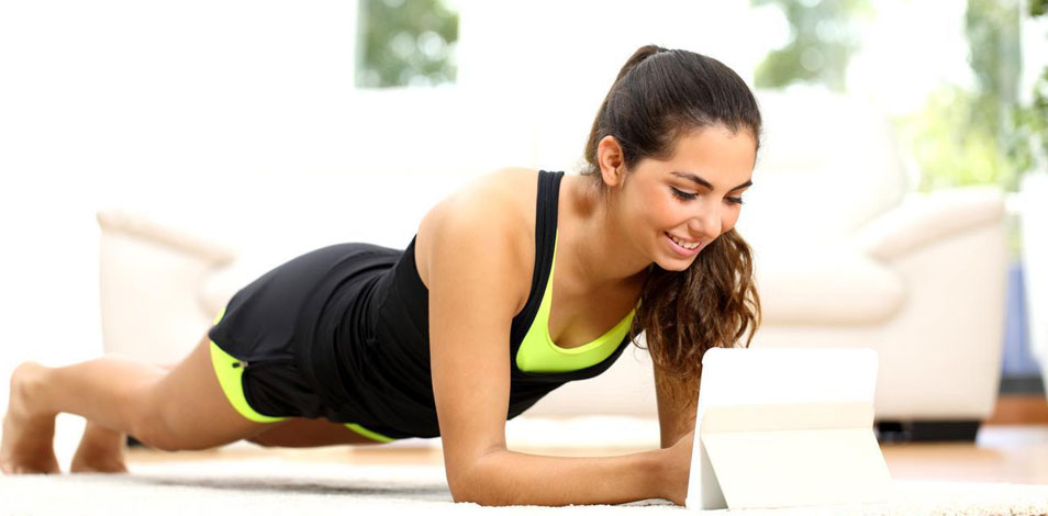 Las apps de fitness y los dispositivos portátiles de monitoreo ayudan a aumentar los niveles de actividad física