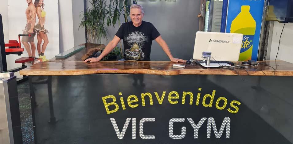 En febrero, Vic Gym abrirá nuevamente sus puertas en Lanús