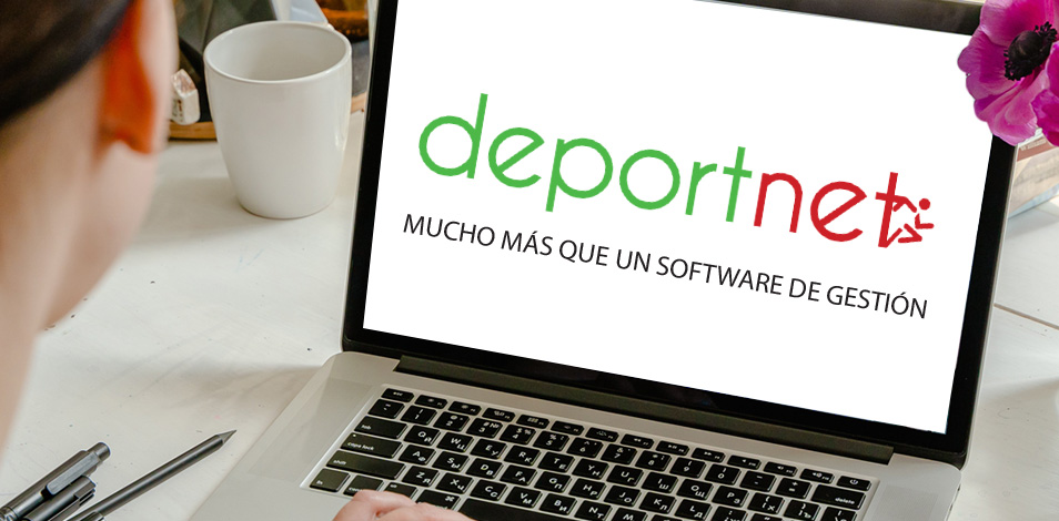 Deportnet pone el foco en la autogestión de sus usuarios a través de una app y su página web