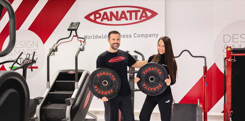 La marca italiana Panatta presentó Ecoline, una innovadora línea cardio 100% energy free