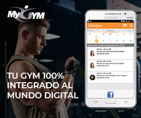MyGym – Tu Gym 100% integrado al mundo digital