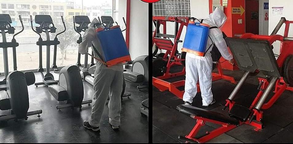 Perú prolonga 14 días su confinamiento y los gimnasios seguirán cerrados