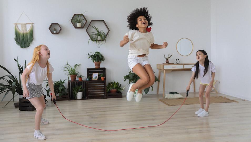 En España, durante el confinamiento, cayó el nivel de actividad física en los niños de edad preescolar