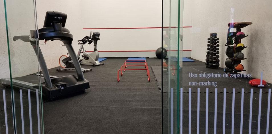 XRS Exercise es partner del ATP que se disputa en Chile