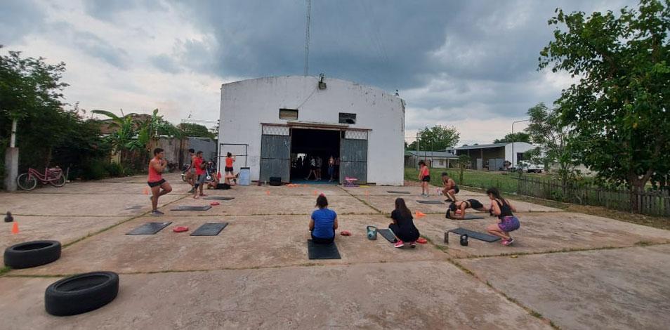 En Mburucuyá, Corrientes, los gimnasios estarán cerrados hasta el jueves