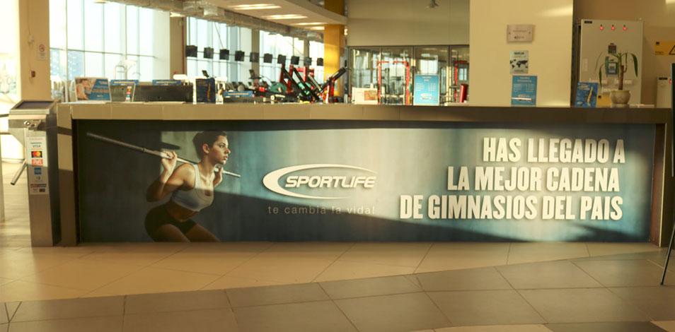 En Chile, los gimnasios de Sportlife Zona Sur reabren el 8 de marzo