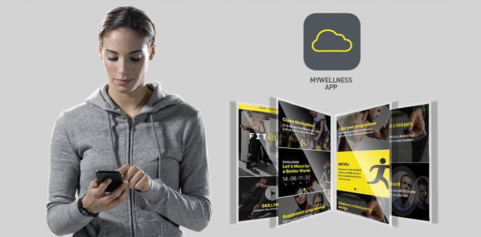 Technogym lanza la app Mywellness 5.0 con clases en vivo y a demanda