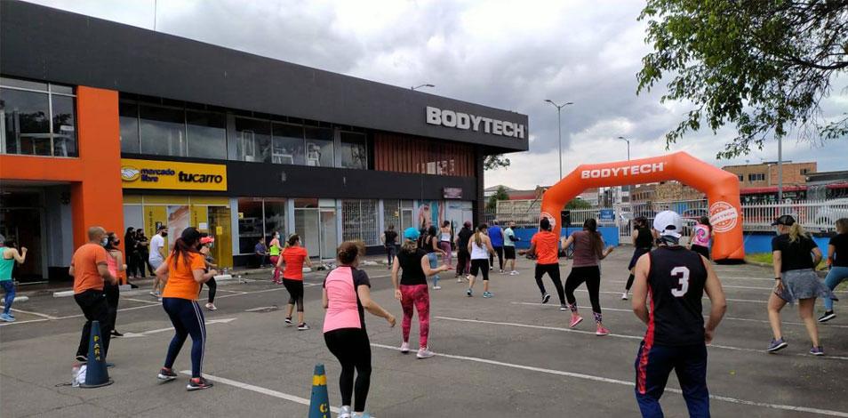 En Colombia, los gimnasios buscan ser declarados esenciales