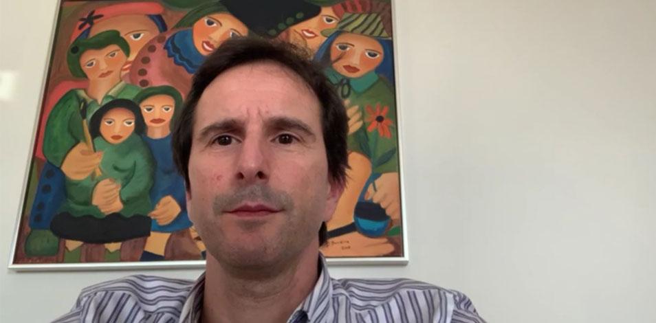 """""""El mayor reto es poner en valor nuestro sector"""", dice Fran Carregal"""