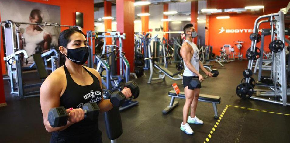 En Perú, los gimnasios de Lima estarán cerrados hasta el 9 de mayo