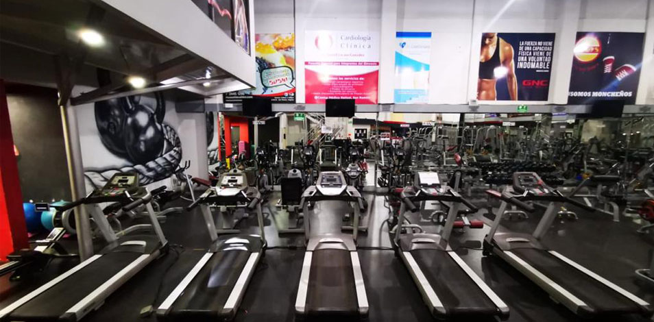 En 45 municipios de Costa Rica cierran los gimnasios por una semana