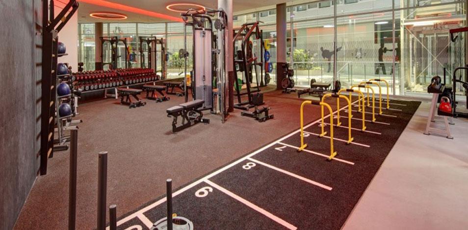 En Alemania, el programa de ayuda del Estado alivia a los gimnasios