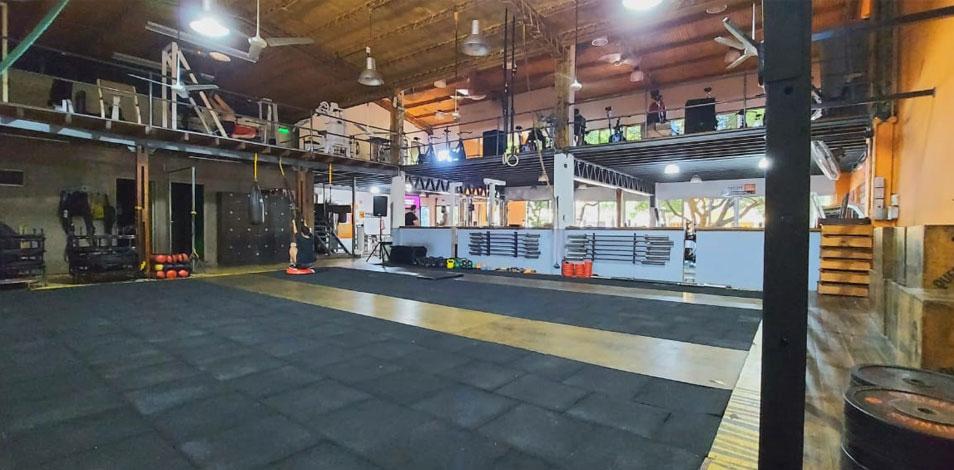 El gimnasio Magic GAM, de Posadas, renovó equipos y pintó sus instalaciones