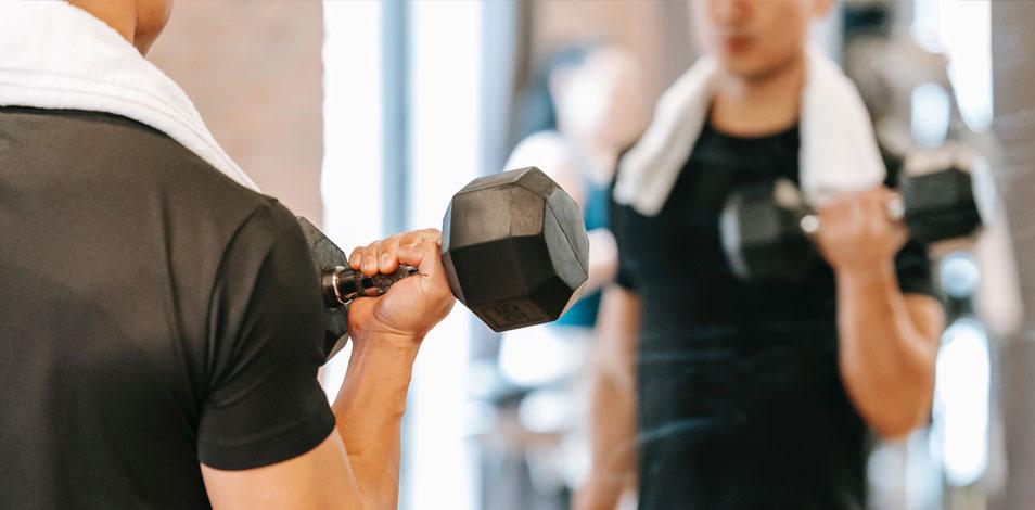 La masa muscular influiría en el tiempo de internación de pacientes con Covid-19