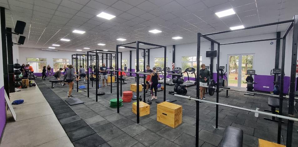 El centro de entrenamiento Nexus abrió sus puertas en Funes
