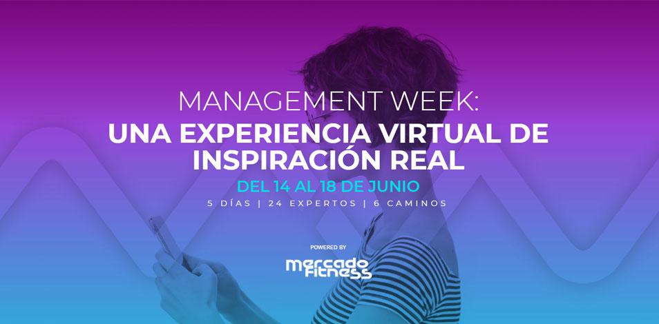 En junio llega la segunda edición del Management Week de Mercado Fitness