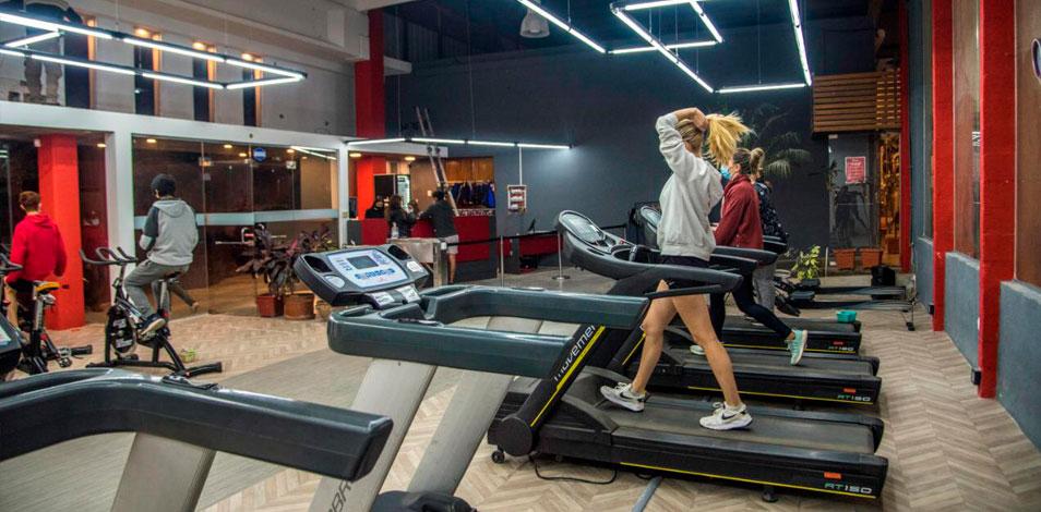 En Alta Gracia, El Club inauguró su nueva sala cardio de 180m2