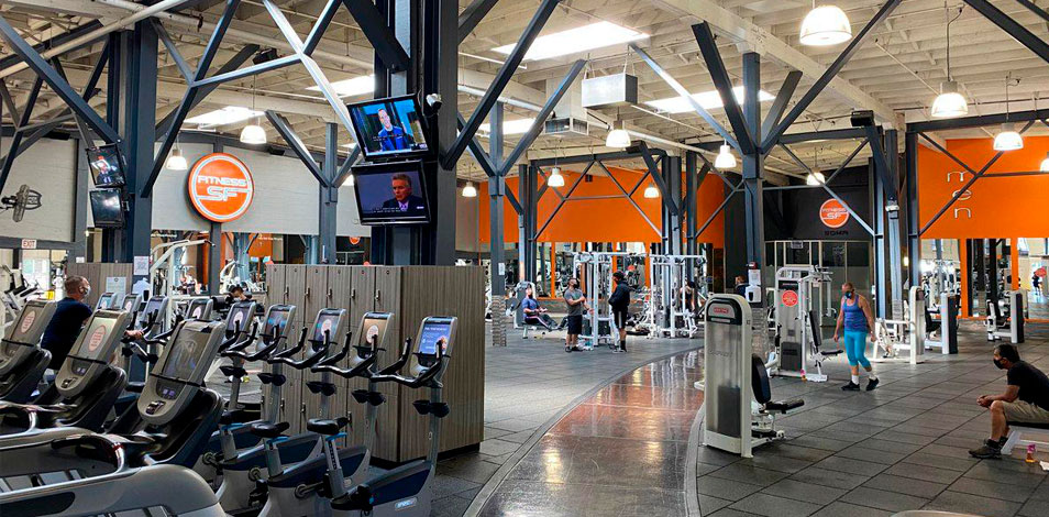 """En Estados Unidos, ya hay gimnasios con niveles de asistencia """"normal"""""""