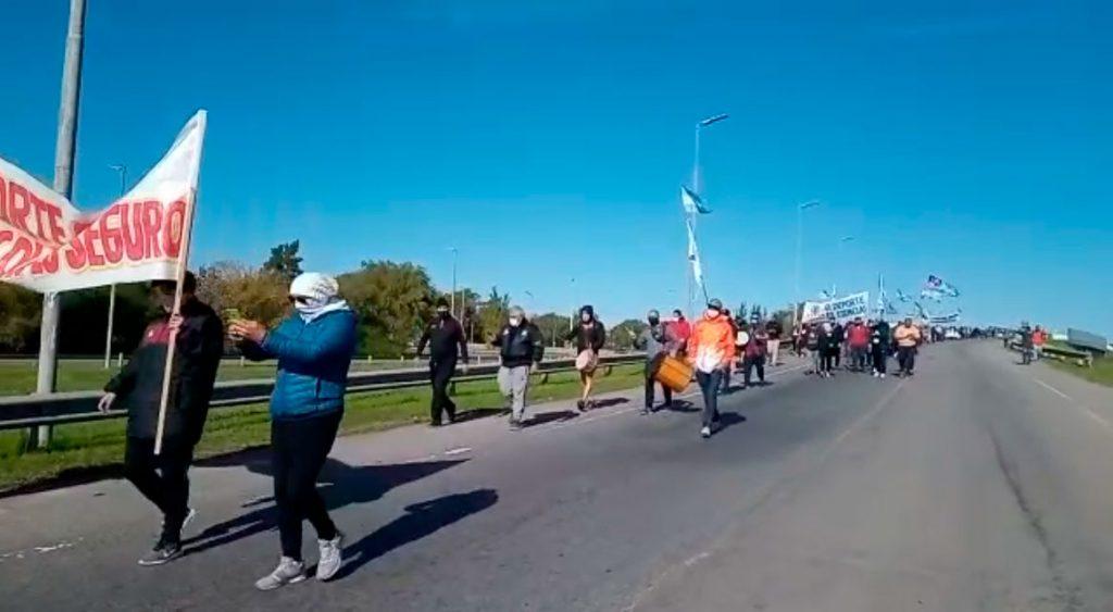 Se multiplican las manifestaciones de gimnasios en diferentes puntos del país