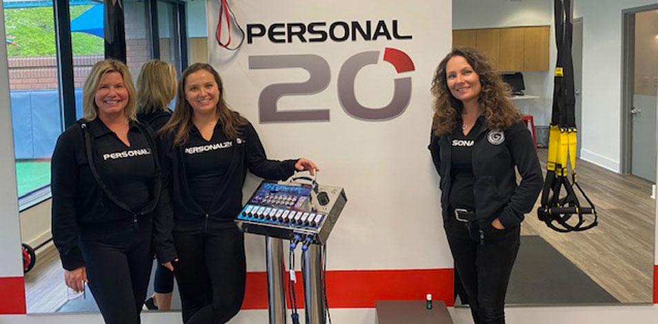 Personal20 inaugura gimnasio en Virginia, Estados Unidos